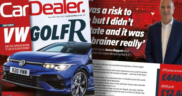 Sign in for early access: Car Dealer issue 158 features Steven Eagell interview, Reopenings reactions, 2020's most depreciating used cars and lots more