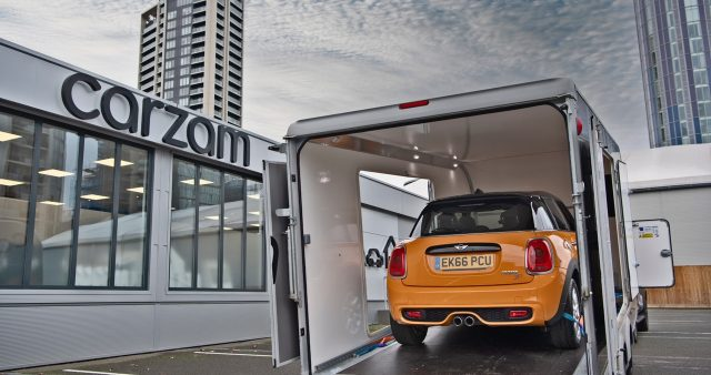 Carzam enjoys record trading week after dealerships reopen in England and Wales
