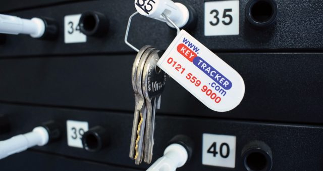 The top solution for managing automotive keys and valuable equipment