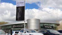 Motorline scoops manufacturer awards for Toyota and Lexus dealerships in Kent
