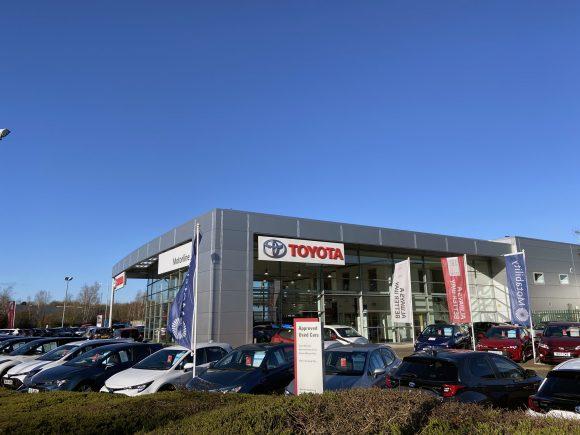 Motorline Toyota Ashford