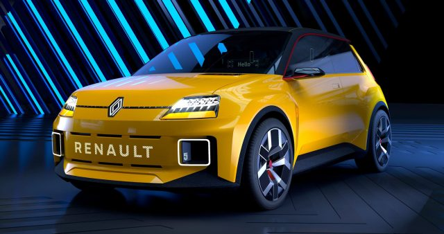 Renault and Dacia planning to limit top speed of cars to 112mph