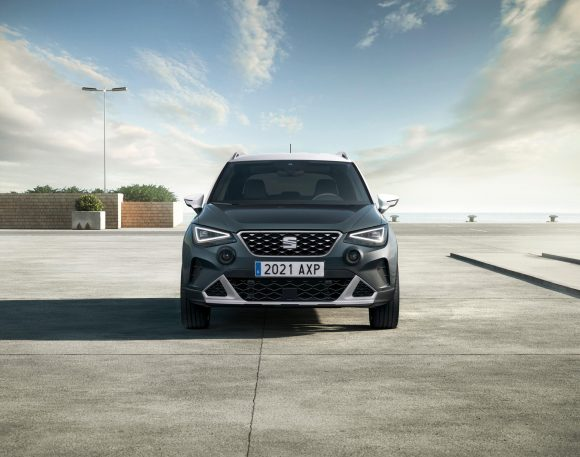 Seat Arona debuts a new, more rugged look