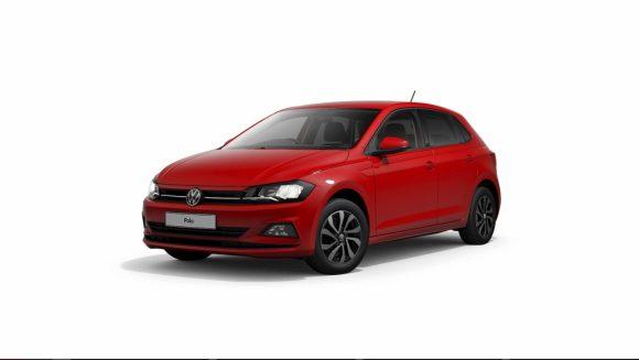 VW Active trim model