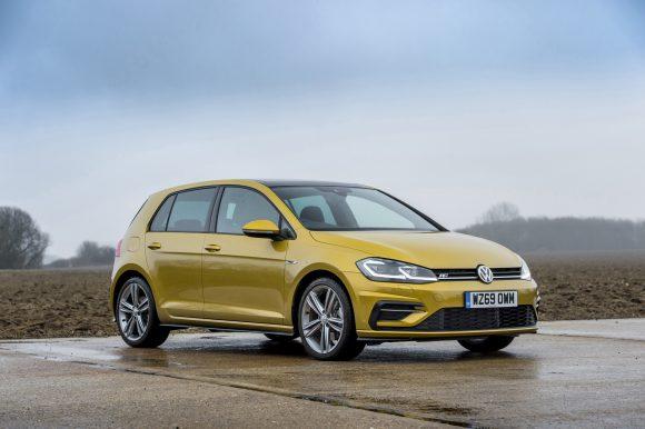 Volkswagen Golf, Sep 2019