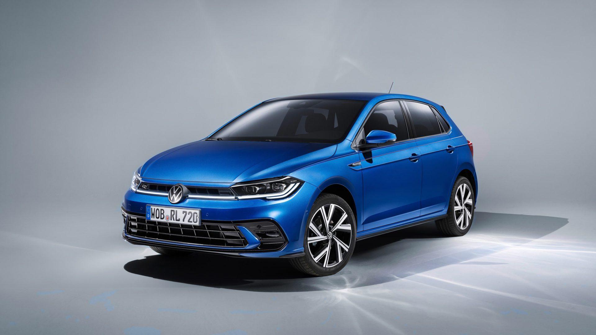 Volkswagen Polo April 2021