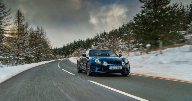 First drive: Alpine A110 gets more luxurious with new comfort focused Legende