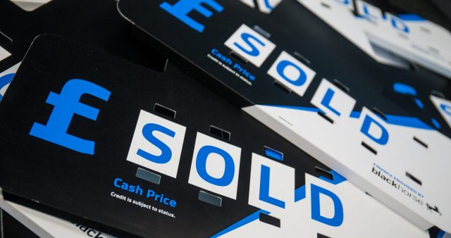 Used car sales rocketed by nearly 30 per cent during week showrooms in England and Wales reopened, new figures show