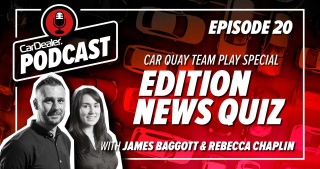 Car Dealer Podcast: Car Quay team plan to continue doing business the lockdown way