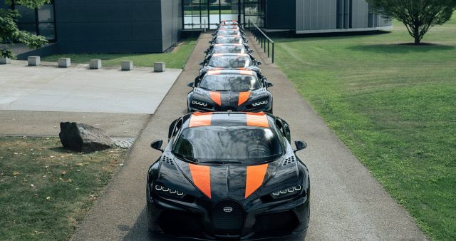 Sept 25: No. 10 considering temporary measures to ease HGV driver shortage; 10 days to avoid Christmas disruption; Bugatti builds 300mph Chiron