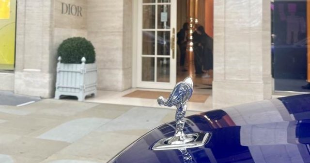 Sytner Group and H.R. Owen Rolls-Royce dealerships join forces to chauffeur Dior customers ahead of London Fashion Week