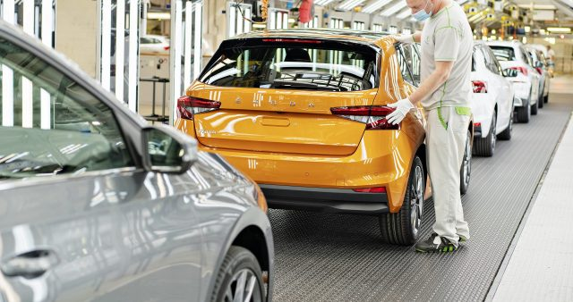 New report claims car industry will lose £154bn in revenue as impact of chip crisis deepens